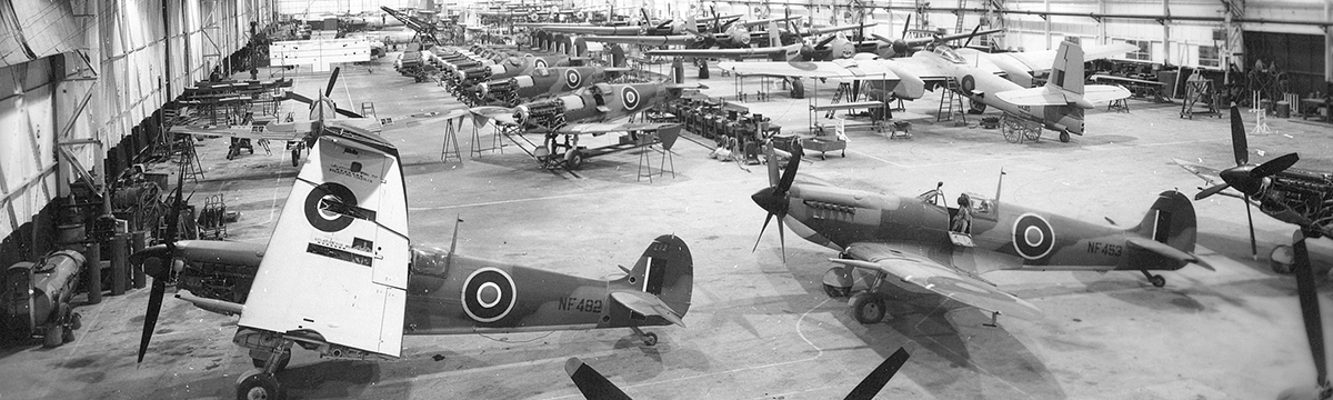 Recording memories of 100 yrs of Westland to create a sound archive of aircraft manufacturing in Yeovil