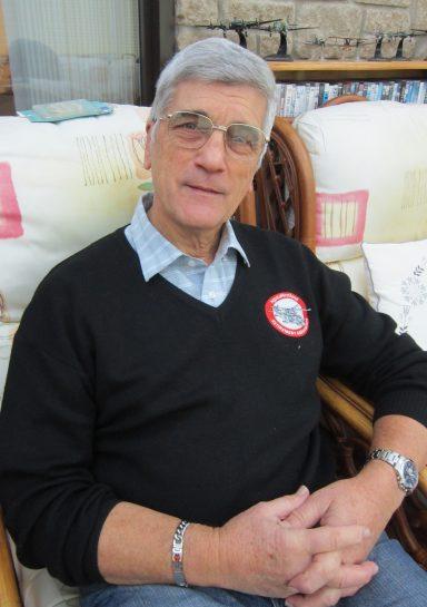 Paul Murley - clocking in