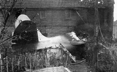 Crash landings