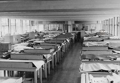 Drawing office at Westland circa 1960's