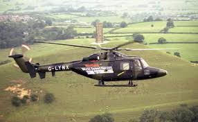 A film - Westland ONE - about the World Helicopter Speed Record set by G-LYNX 11th August 1986