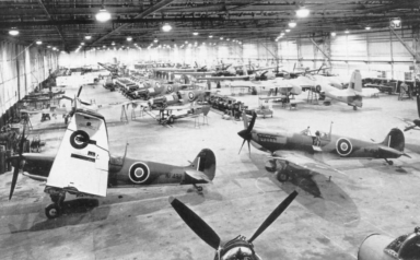 World War 11: wartime production